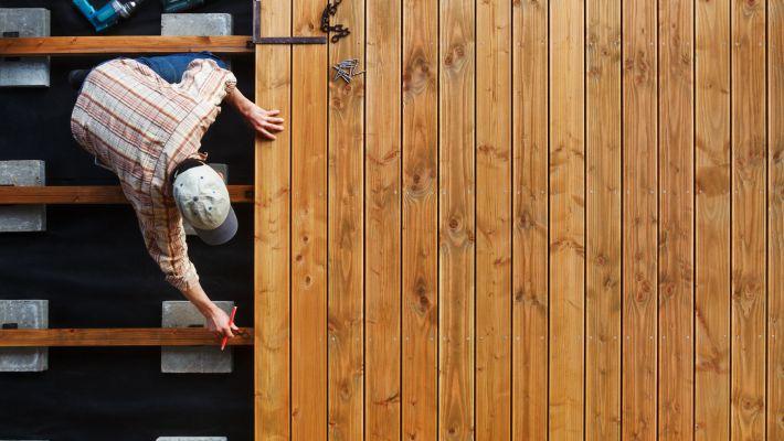 Construire sa terrasse dans le jardin de sa maison indiv ... - Image 2